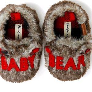 Baby boy/girl slippers